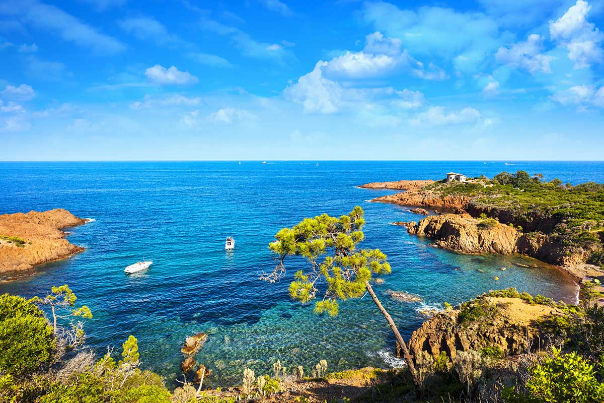 Agay-Roches Rouges